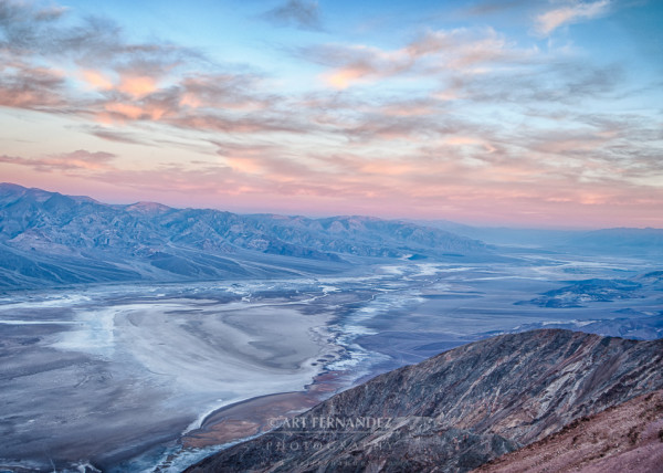 Dawn Over Dante's View